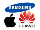 gizguide-samsung-apple-huawei-smartphone-market