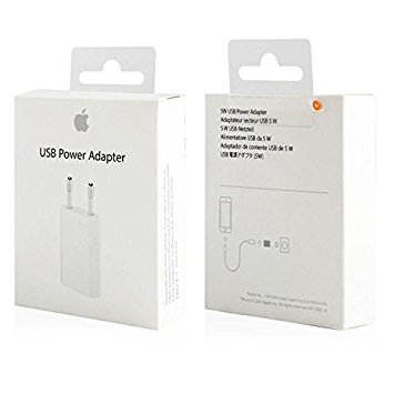 chargeur iphone box