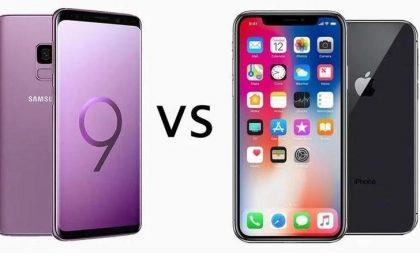 הסמסונג גלקסי S9 או האייפון X: מי נשבר קודם במבחן ההתרסקות? צפו